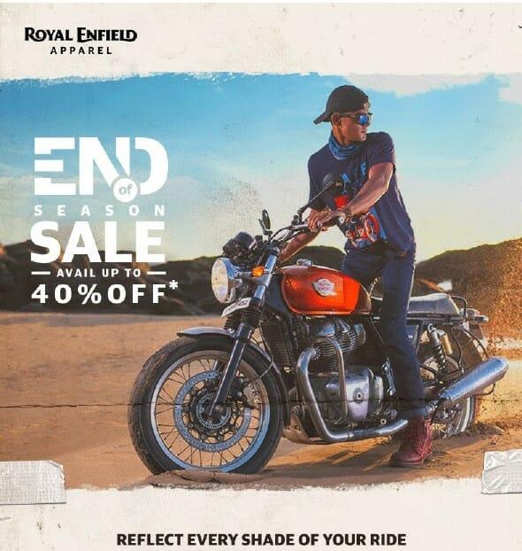 Royal Enfield apparel