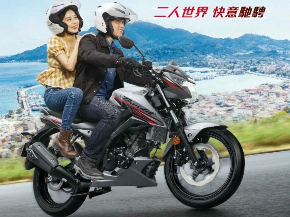 Suzuki GSX 150 bandit (1)