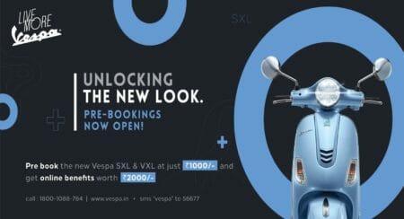 Vespa Facelift_Pre booking announcement (1)