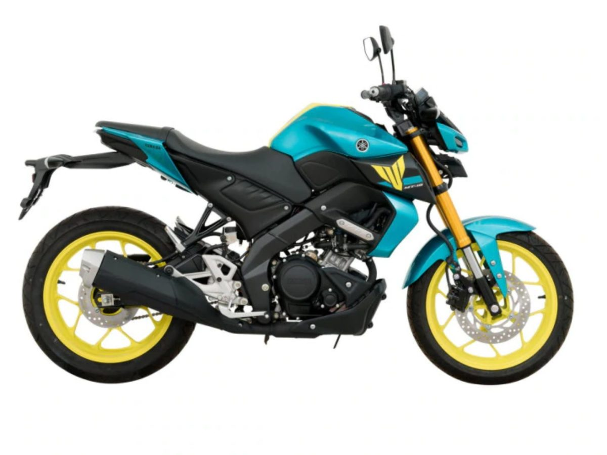 Yamaha MT 15 Limited edition 1