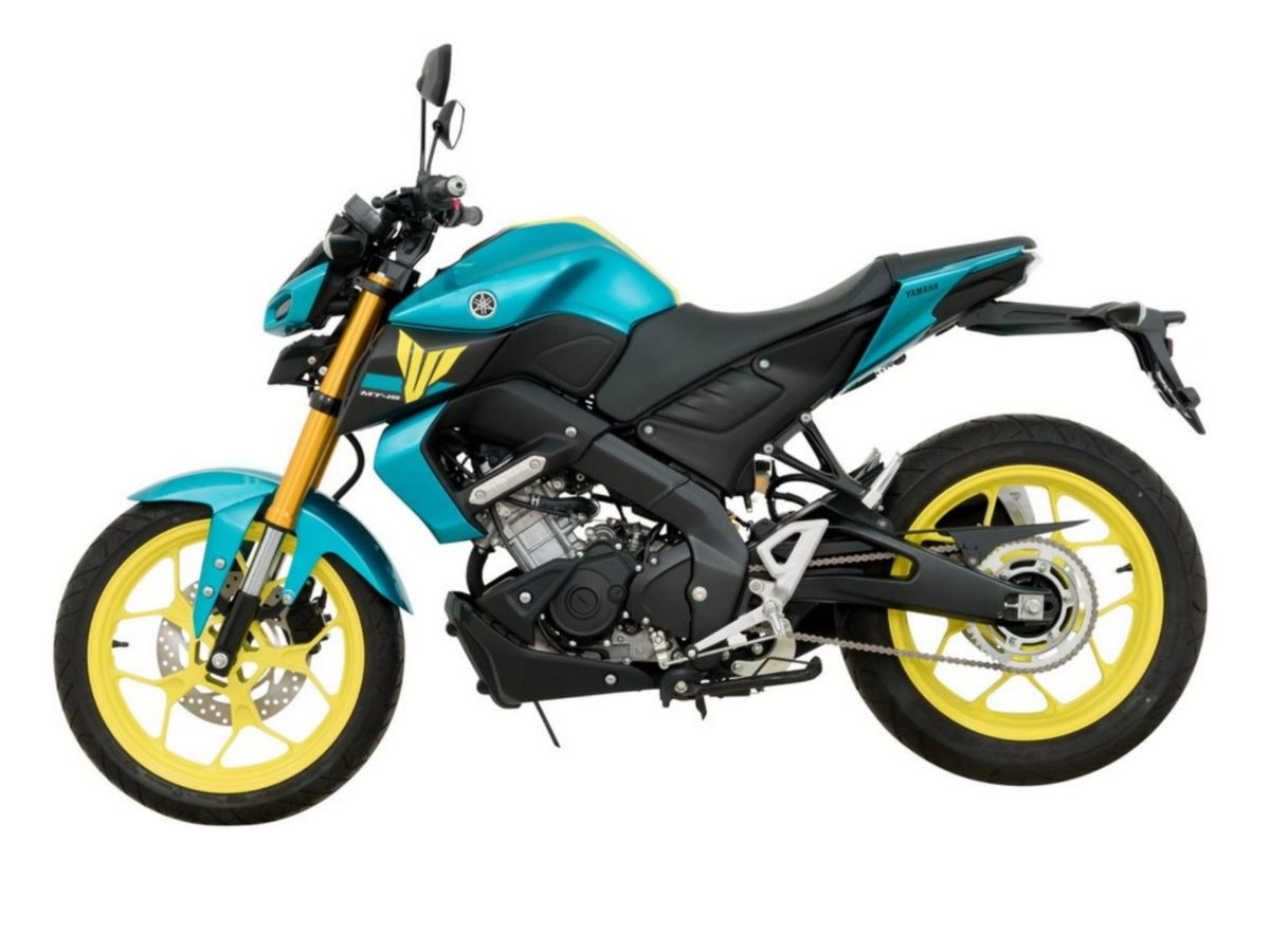 Yamaha MT 15 Limited edition 2