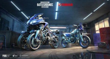 Yamaha PUBG Mobile