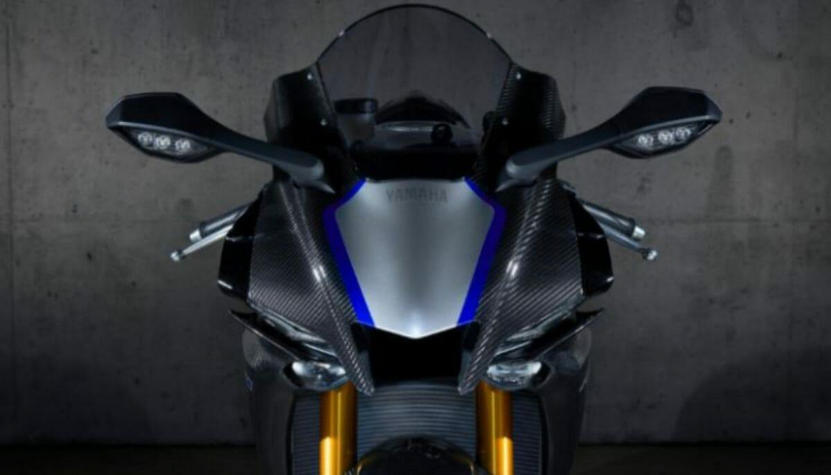 Yamaha YZF R25M