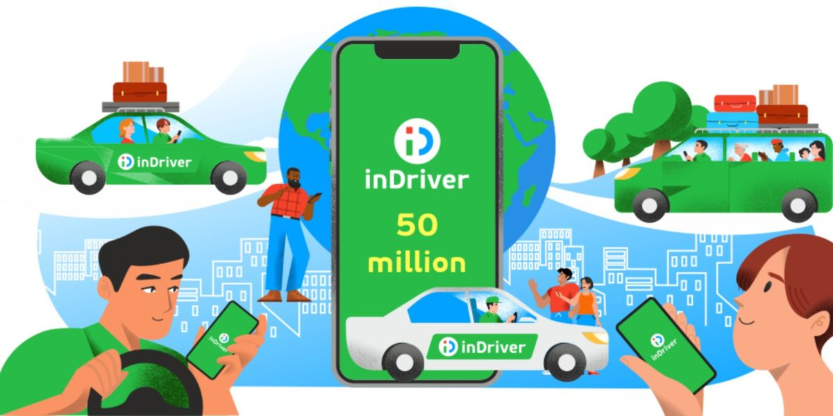 inDriver 50mln