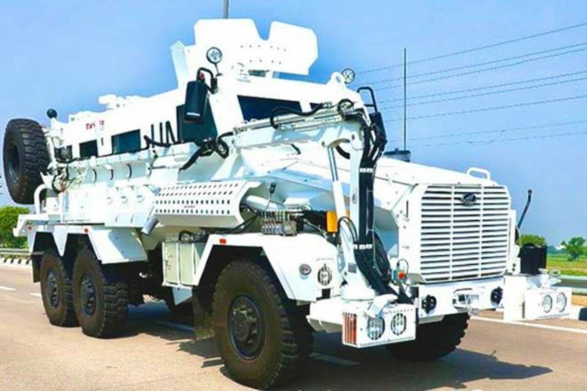 mahindra defence mine resistant anand mahindra (1)