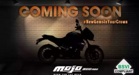 mahindra-mojo-BS6-right-side