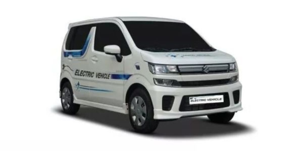 maruti wagonr electric right