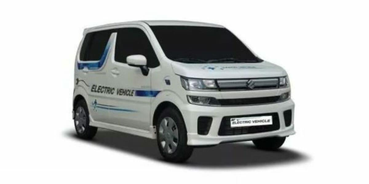 maruti wagonr electric right