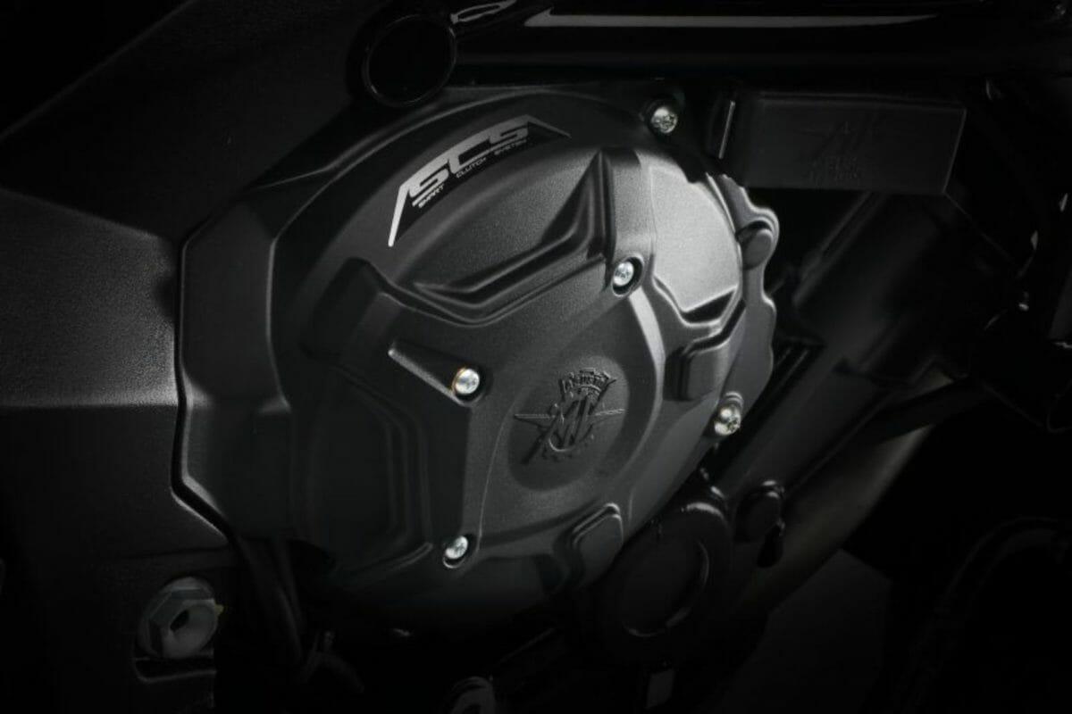 2020 MV Agusta Brutale 800 RR SCS engine