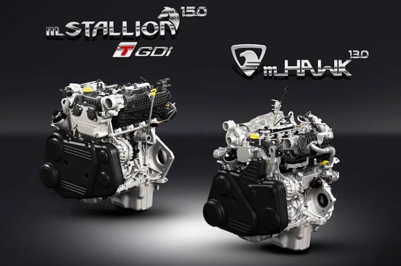 2020 Mahindra Thar engine