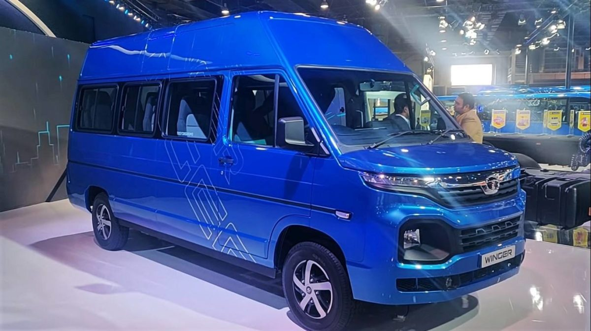 2020 Tata Winger BS6