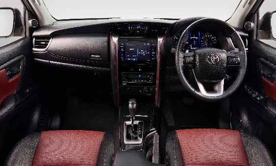 2020 Toyota Fortuner TRD Edition (4)