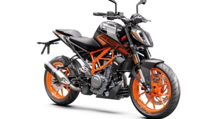KTM 250 Duke Gets LED Headlight And Is Now Priced At INR 2.09 lakh