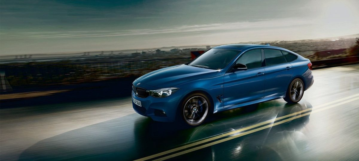 BMW 3 Series Shadow Edition Side Profile