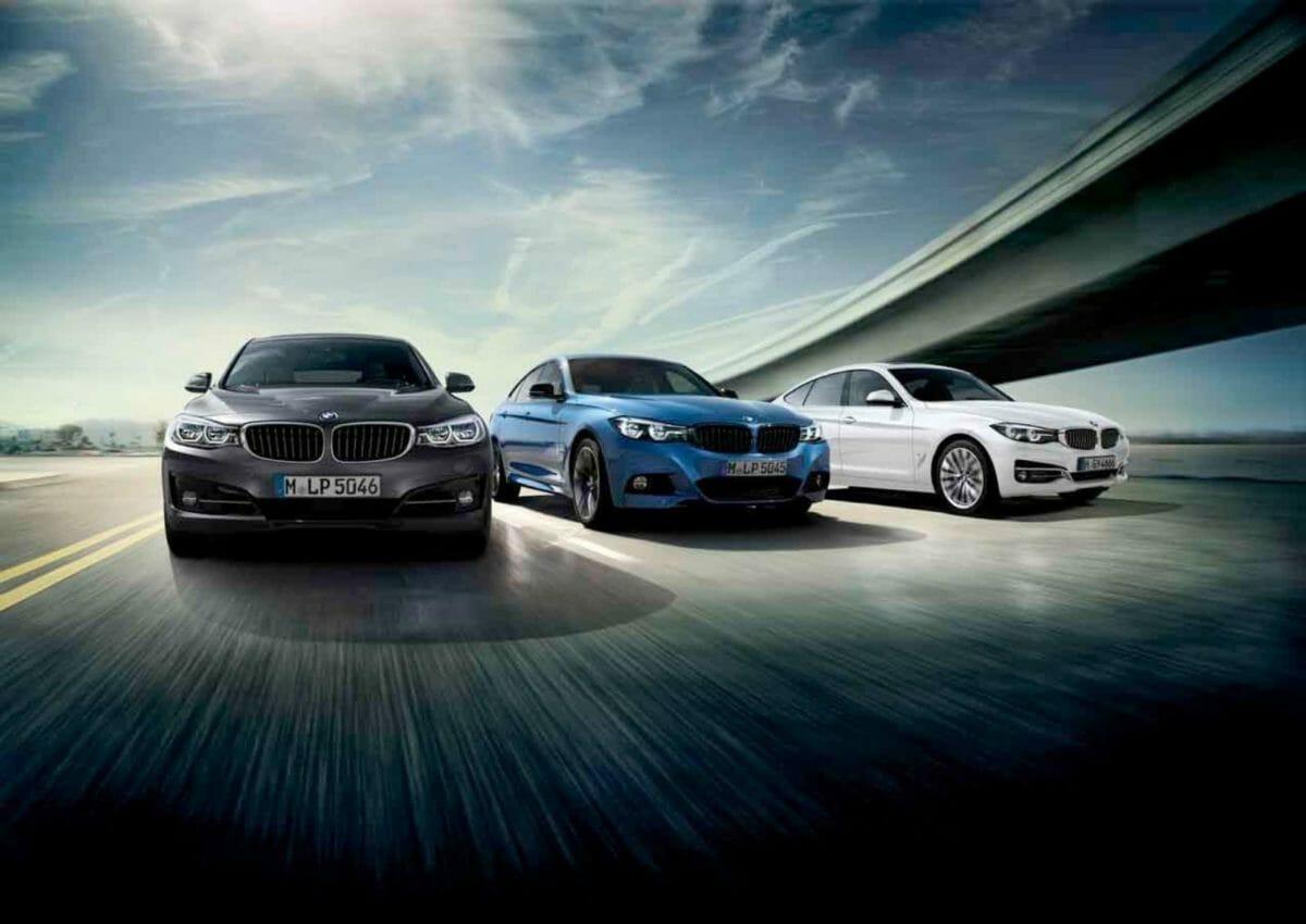 BMW 3 series GT Shadow edition (1)
