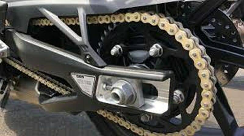BMW M Endurance chain