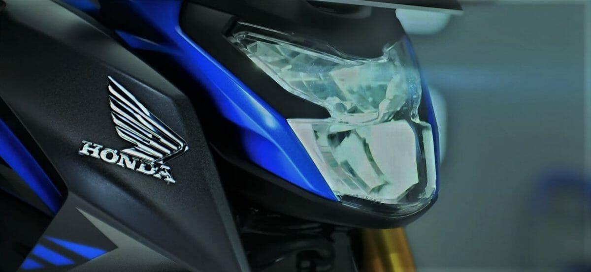 BS6 Honda Hornet (2)