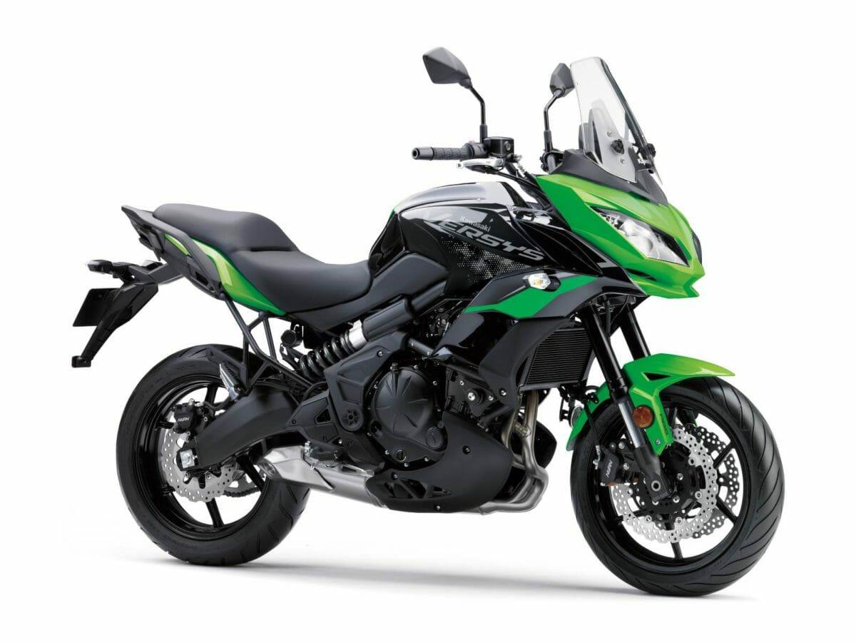 BS6 Kawasaki Versys 650