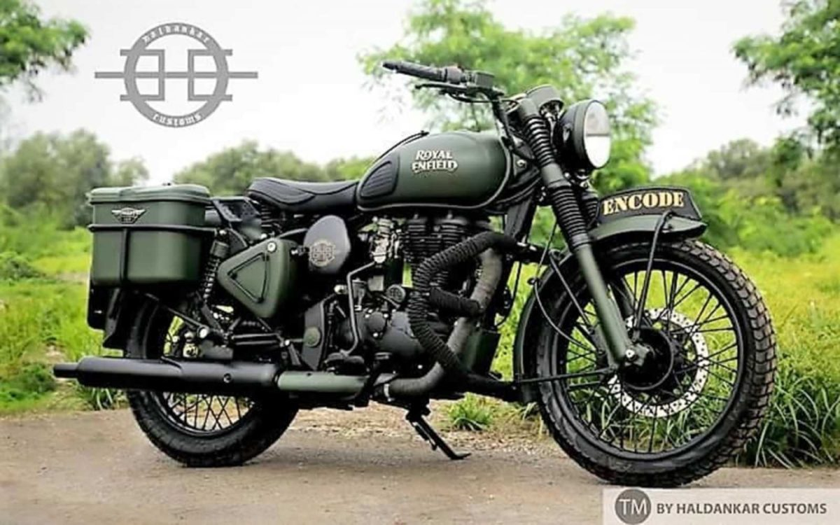 Encode Royal enfield classic 350