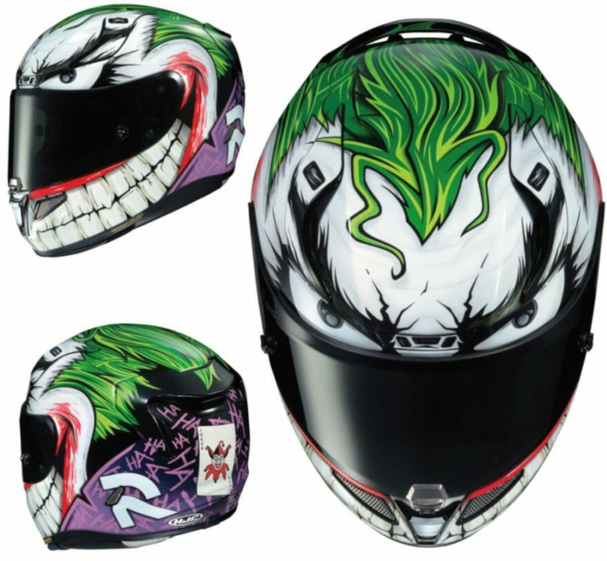 HJC Joker RPHA 11 Pro Helmet (1)
