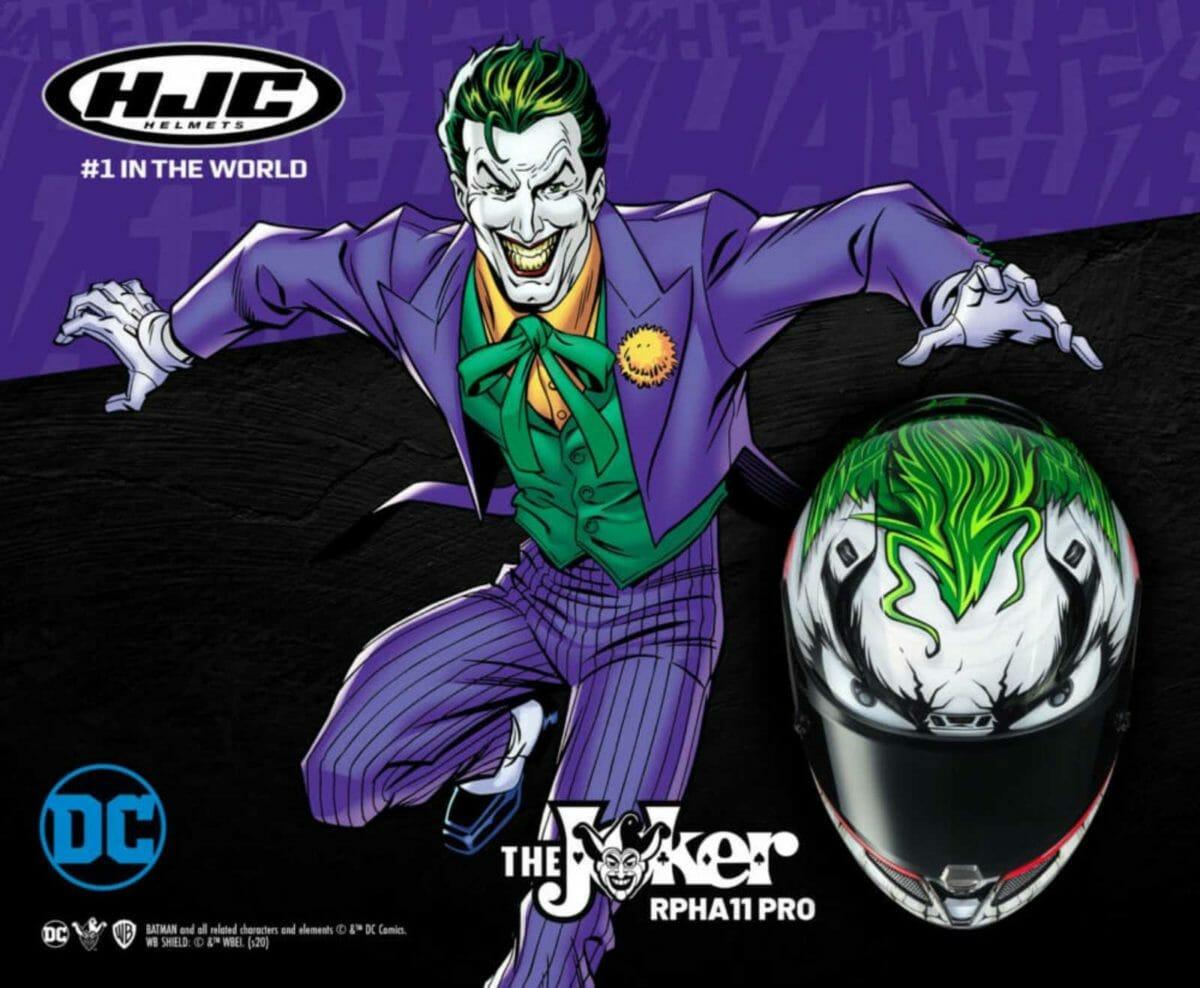 HJC Joker RPHA 11 Pro Helmet