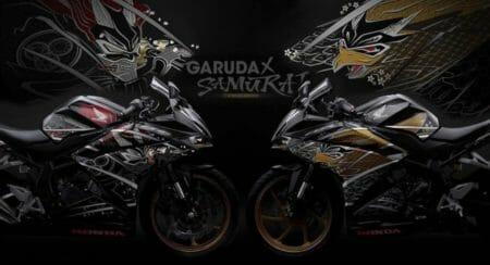 Honda CBR250RR garuda Samurai edition (2)