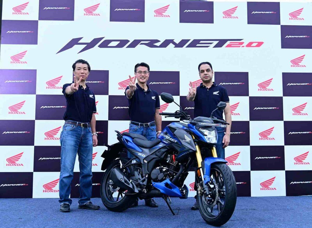 Honda Hornet 2.0 new