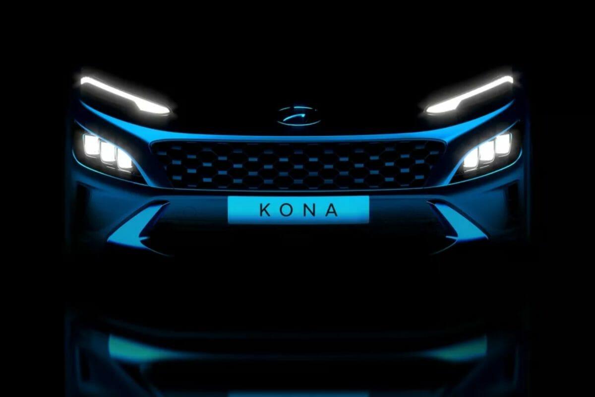Hyundai Kona sketch