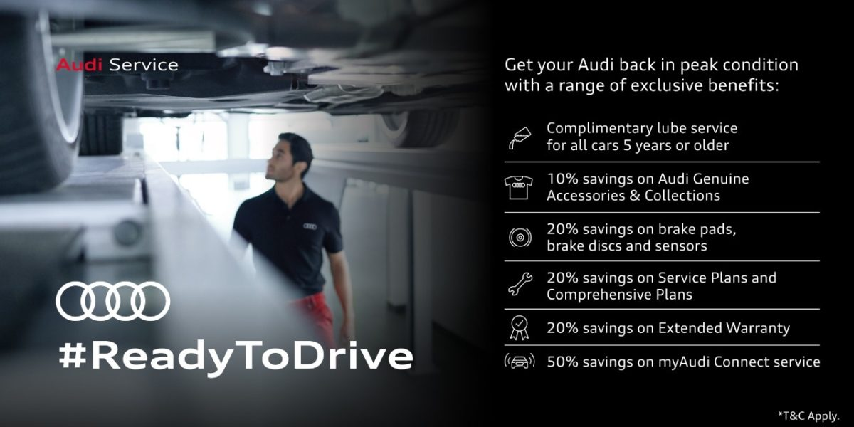 Image_Audi India announces #ReadyToDrive Service Campaign (1)