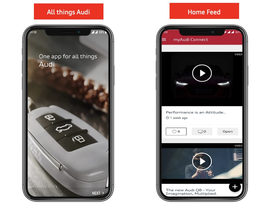 Image_Audi India introduces One App for 'All Things Audi'_1