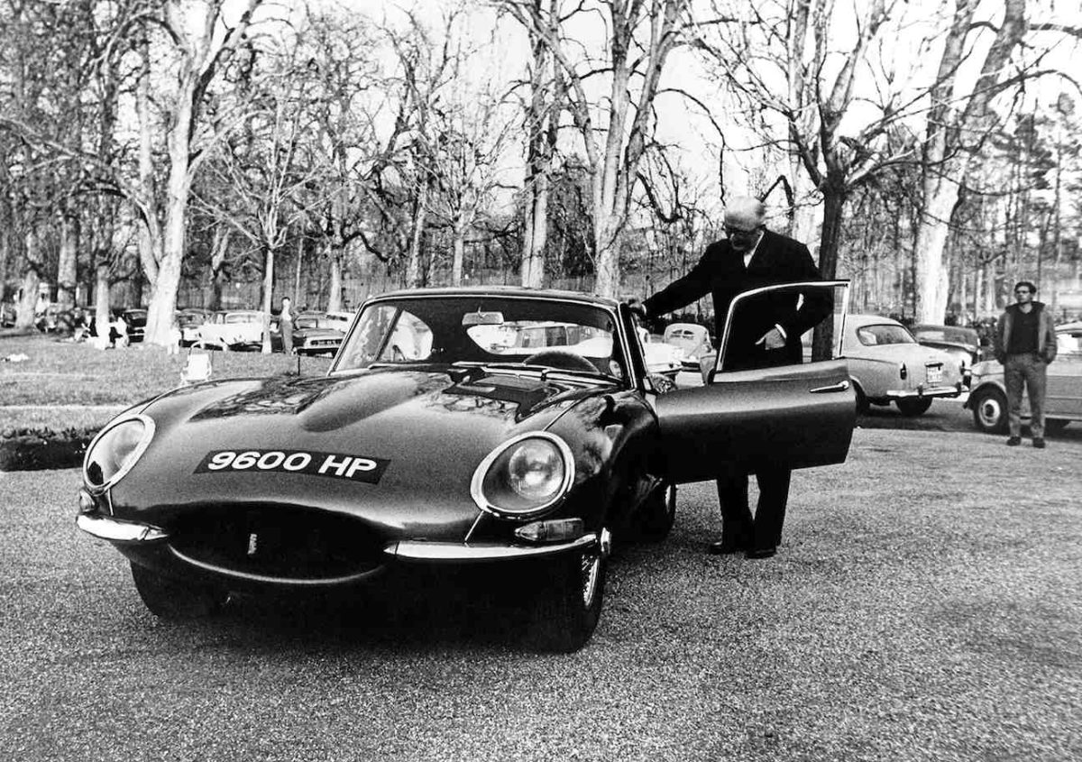 Jaguar Classic_Etype_William Lyons
