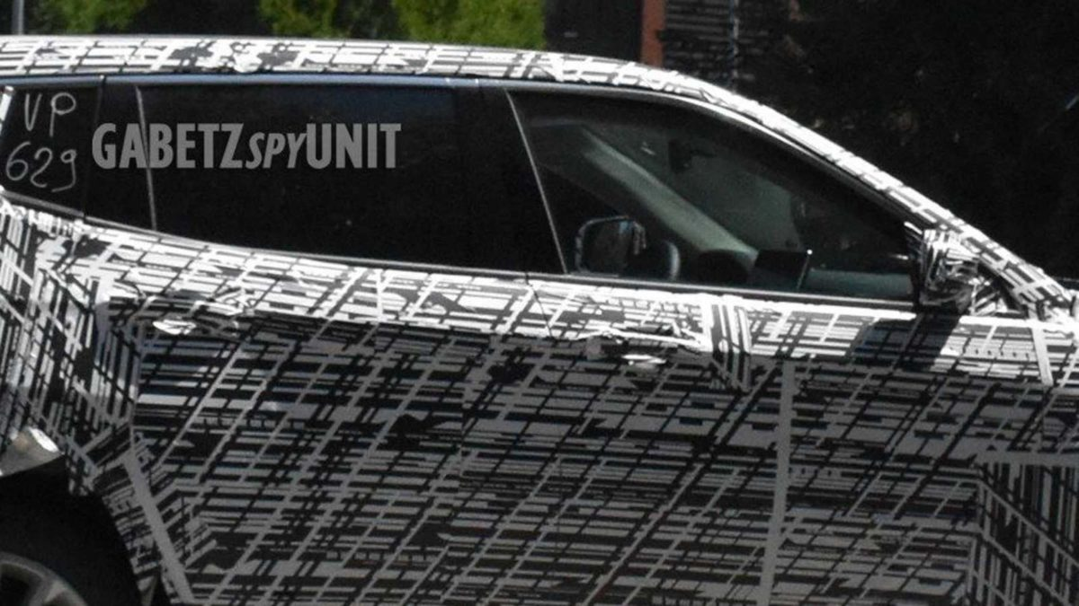 Jeep Compass 2022 facelift spied (1)