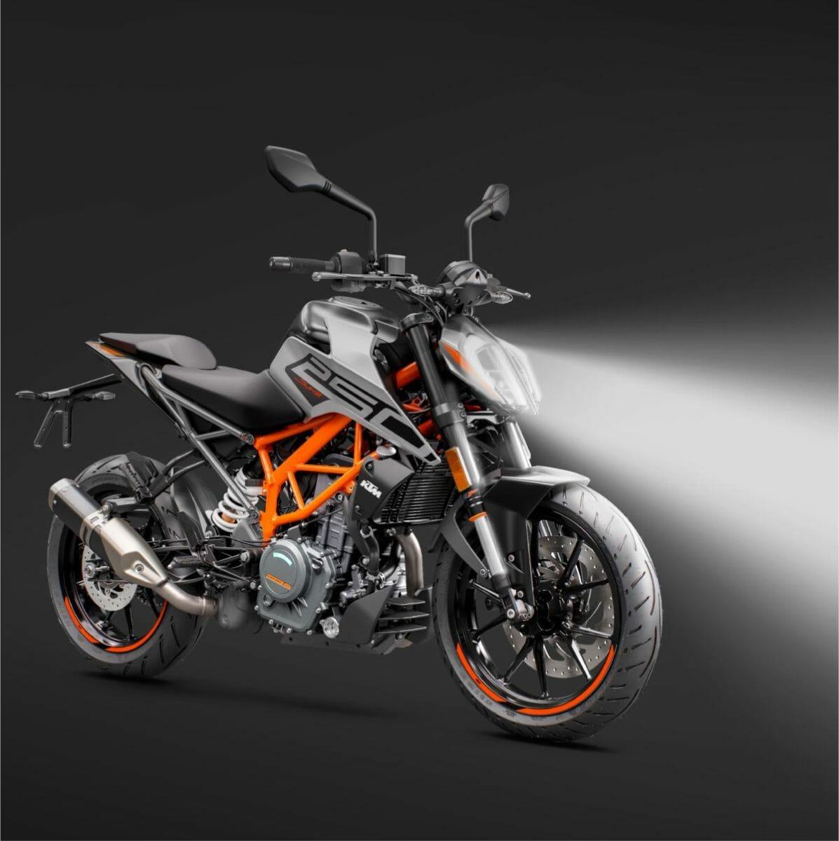 KTM 250 DUKE LED HL Graphical