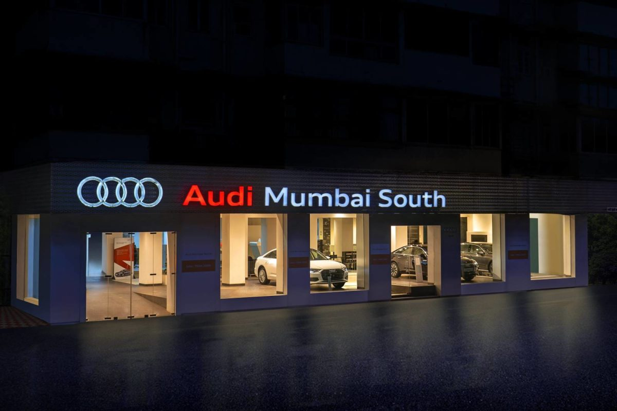 Mumbai south Audi