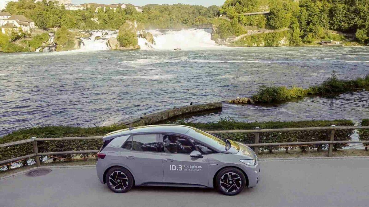Range record: ID.3 Electric Vehicle
