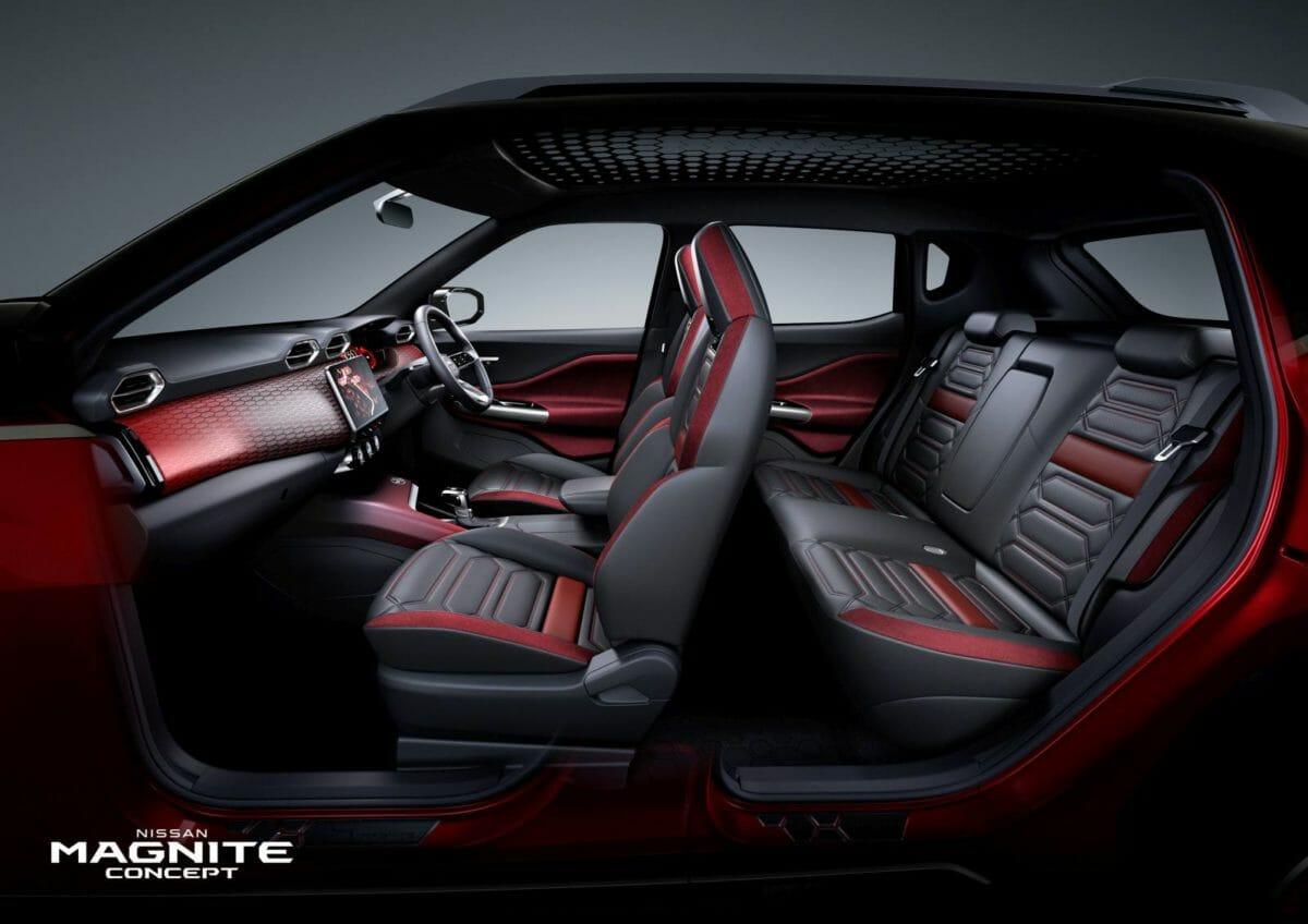 Nissan Magnite Concept 2