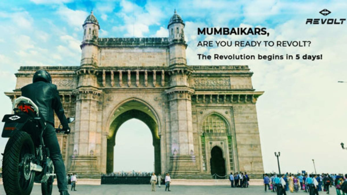 Revolt mumbai