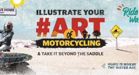 Royal Enfield ArtofMotorcycling Contest