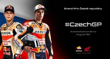 Stefan Bradl and Alex Marquez MotoGP