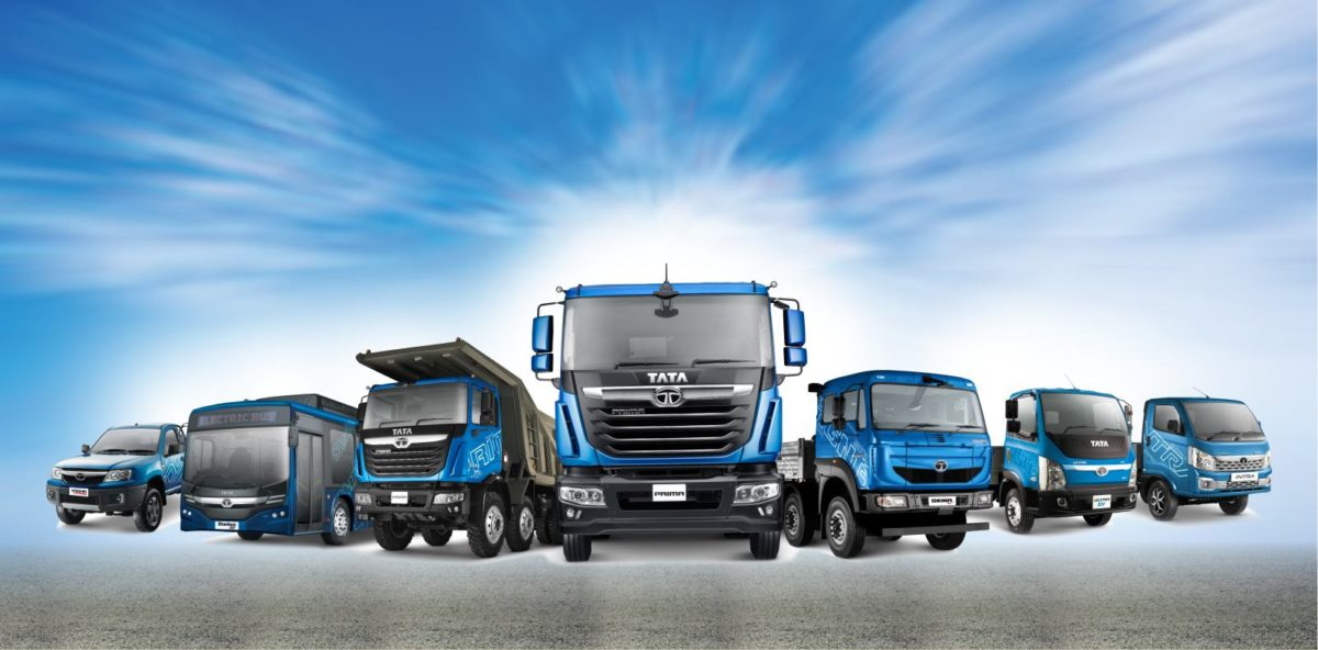 Tata Motors upgraded BS6 range of commercial vehicles