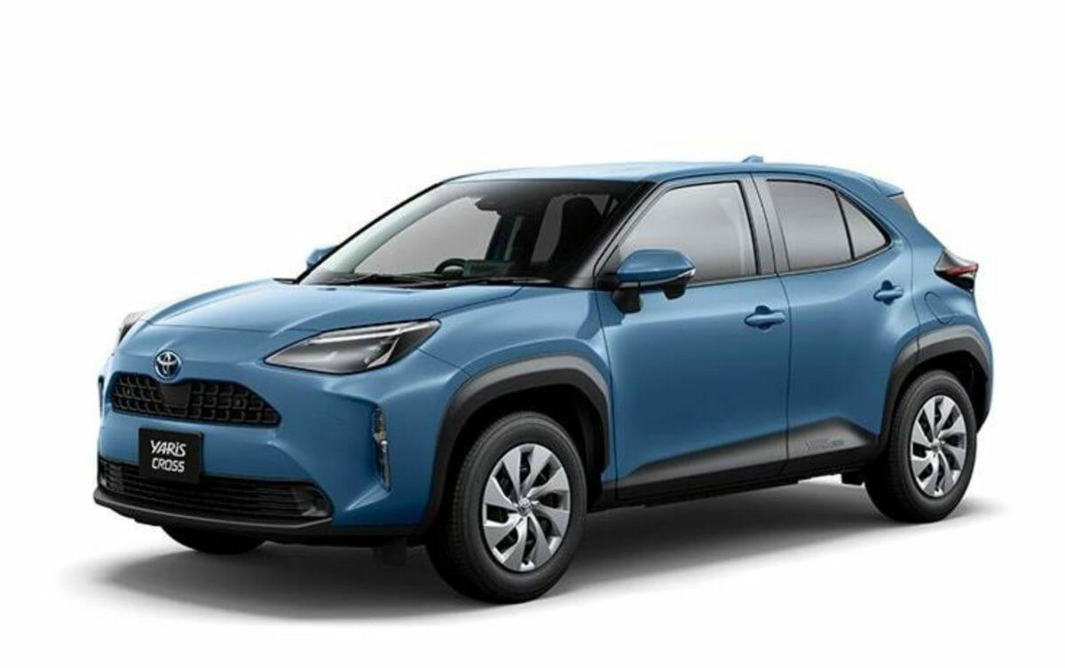 Toyota Yaris Cross (1)