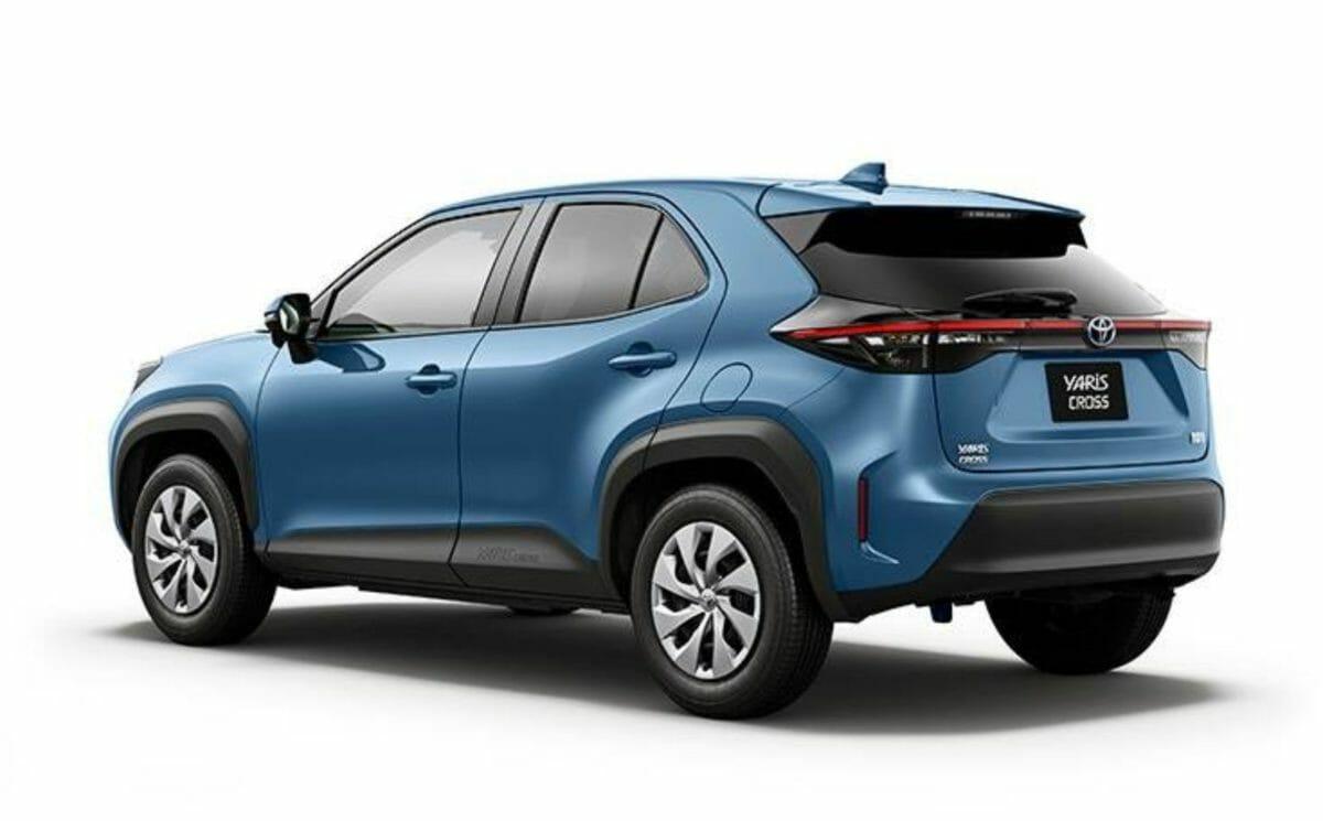 Toyota Yaris Cross (2)