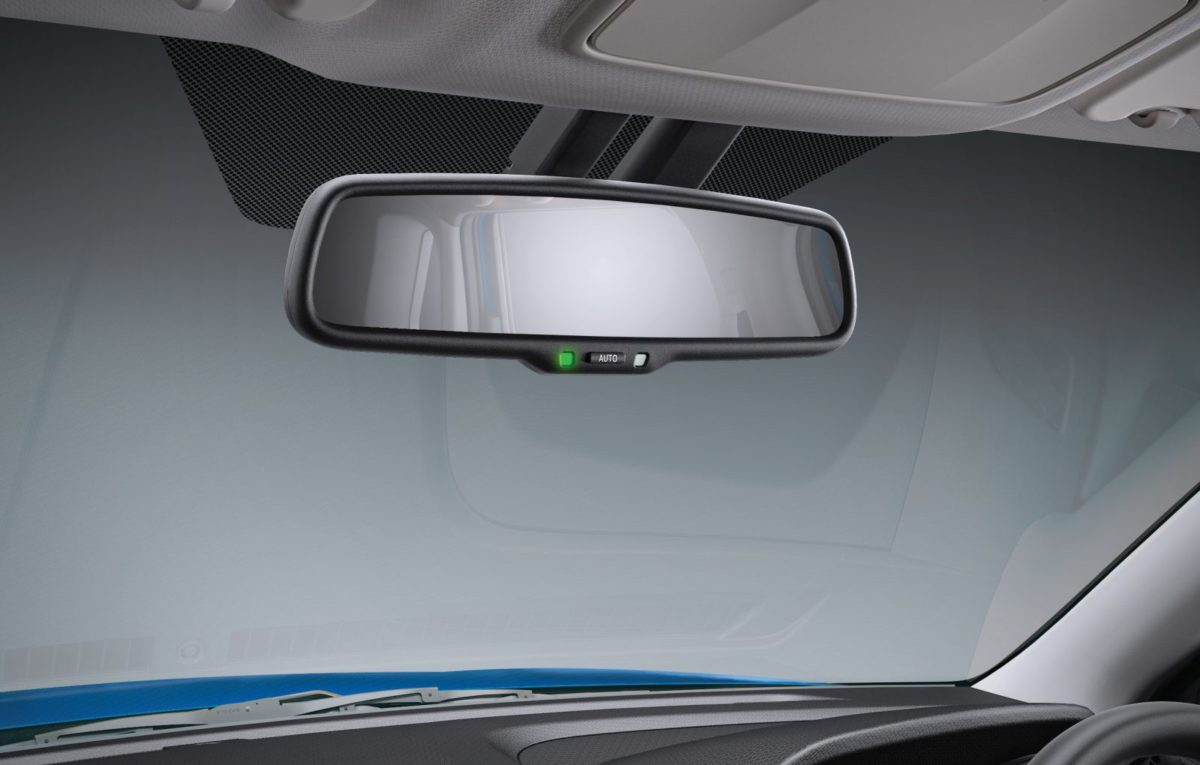 Urban Cruiser – Electrochromic RearView Mirror