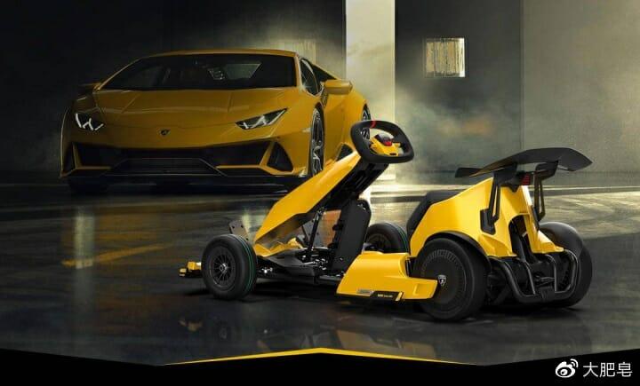 Xiaomi Go Kart Lamborghini 1