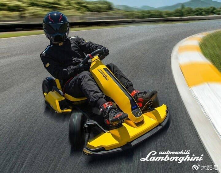 Xiaomi Go Kart Lamborghini 7