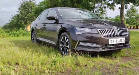 2020 Skoda Superb review (3)
