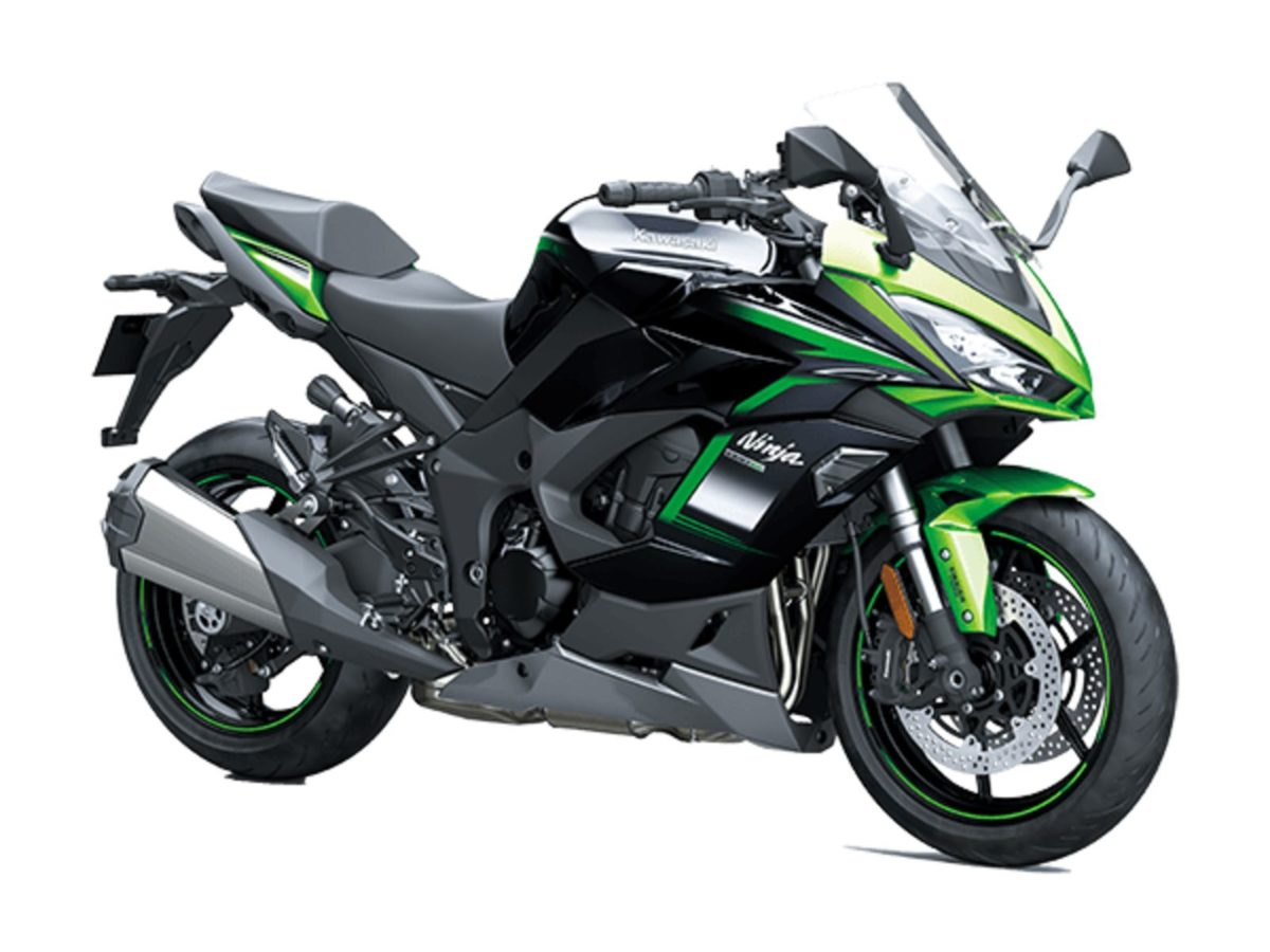 2021 kawasaki ninja 1000sx emerald blazed green e28a