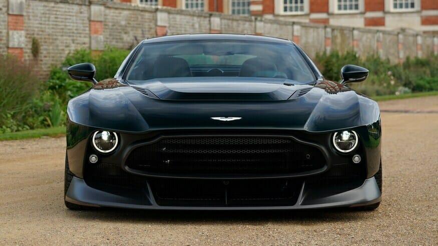 Aston Martin Victor Fascia