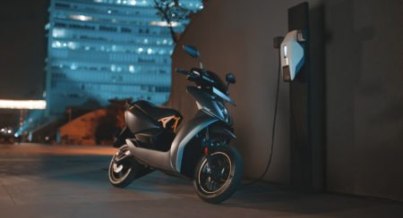 Ather 450X New image