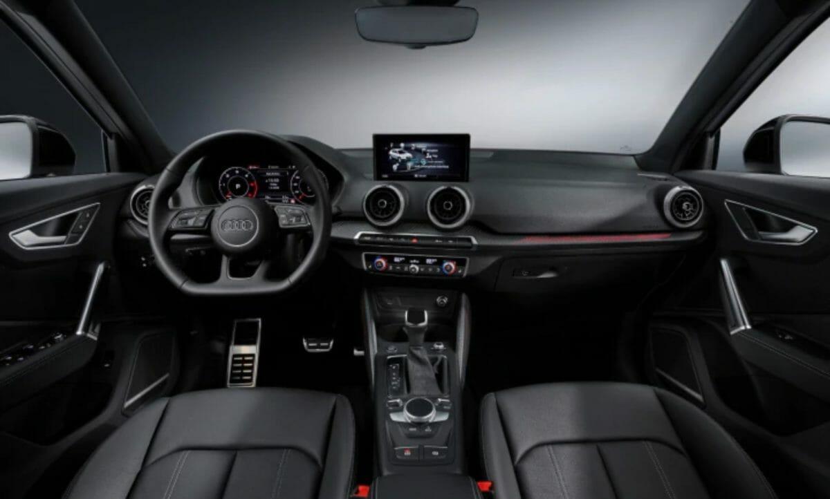 Audi Q2 2021